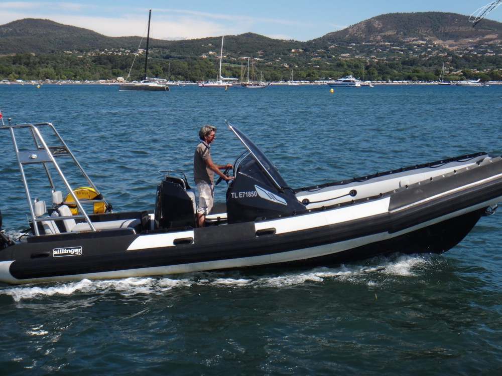 Sillinger Sillinger 765 between personal and professional Grimaud