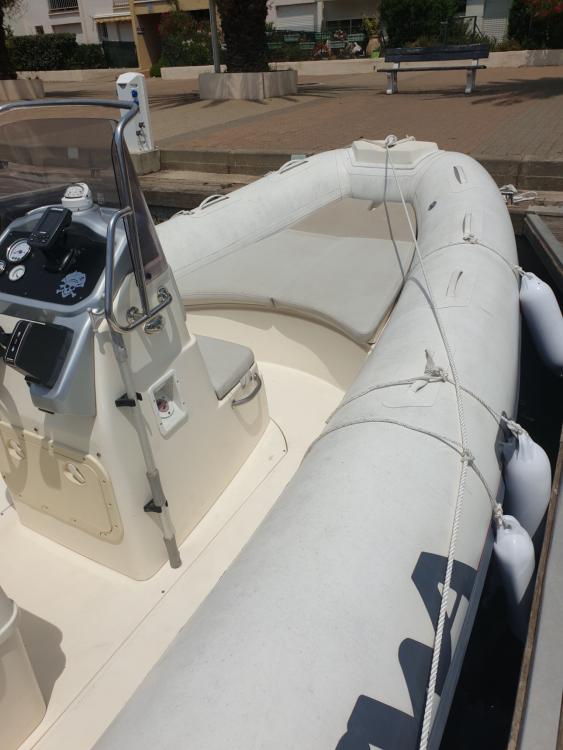 Boat rental Gruissan cheap Sport 22 GT