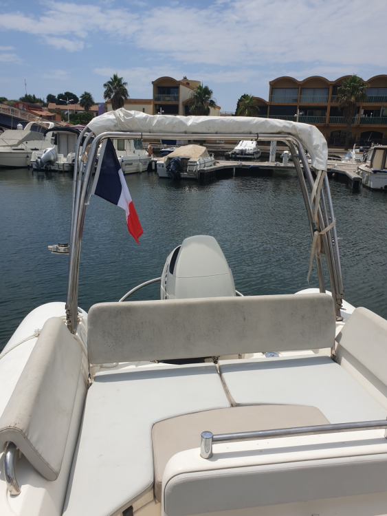 Bwa Sport 22 GT between personal and professional Gruissan