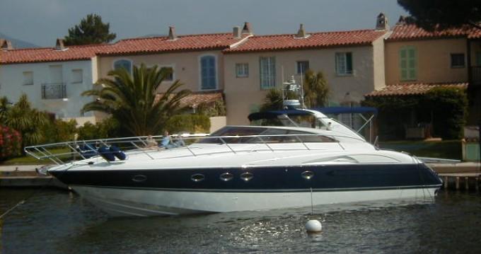 Rental Motorboat in Port Grimaud - Princess Princess 50