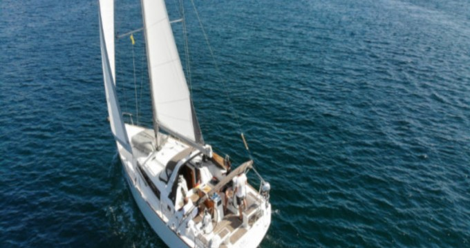 Boat rental Pula cheap Oceanis 38