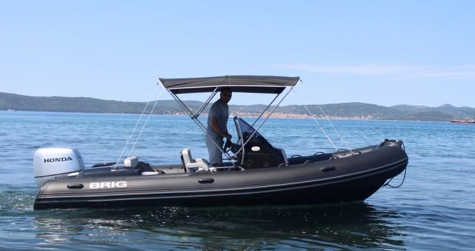 Boat rental Brig Eagle 6 in Zadar on Samboat