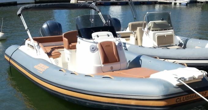 Joker Boat Clubman 24 between personal and professional Port Grimaud