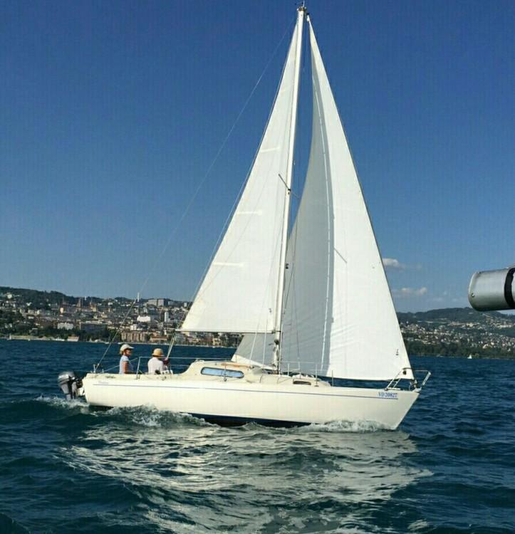 Boat rental Pully cheap Albin Viggen 22