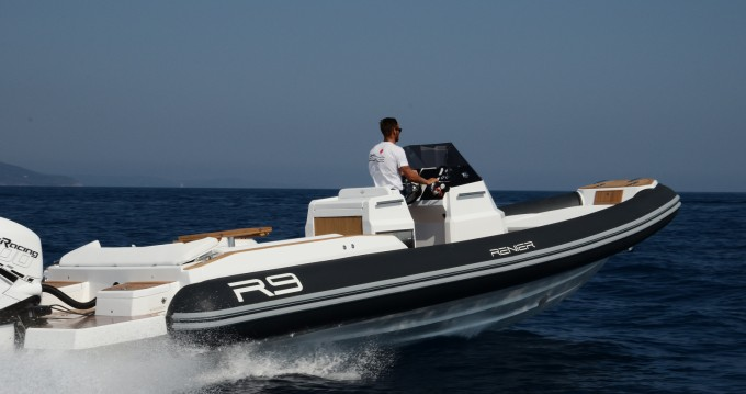 Hire RIB with or without skipper Renier Le Lavandou