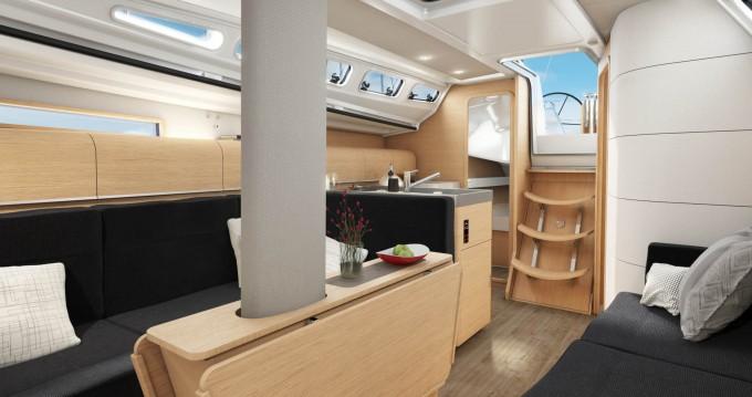 Rental yacht Yerseke - Dehler Dehler 38SQ on SamBoat