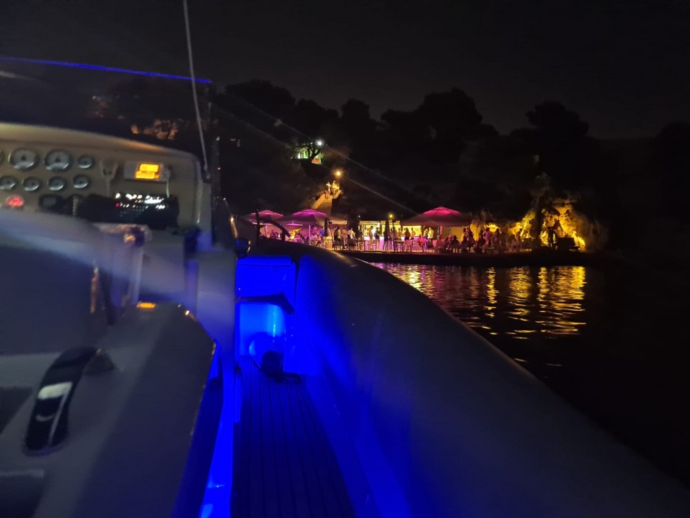 Rental RIB in l'Ametlla de Mar - Marlin Boat Marlin Boat 38