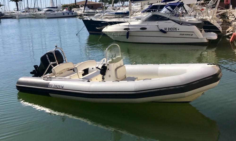 Rental yacht Hyères - Bombard Explorer 640 on SamBoat