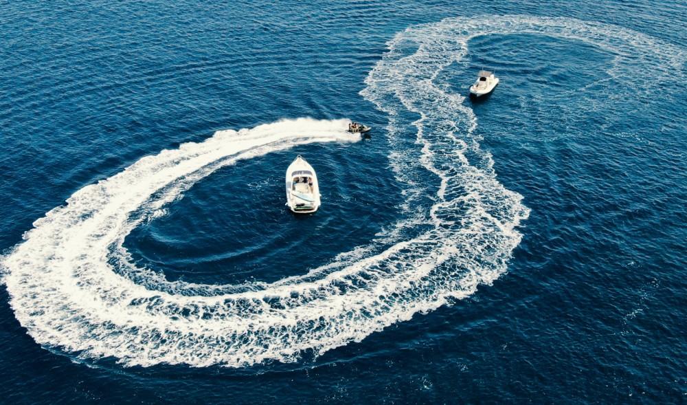 Boat rental l'Ametlla de Mar cheap Marlin Boat 38