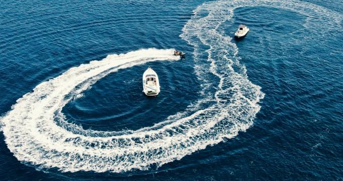 Rental RIB in Port Calanova - Marlin Boat Marlin Boat 38