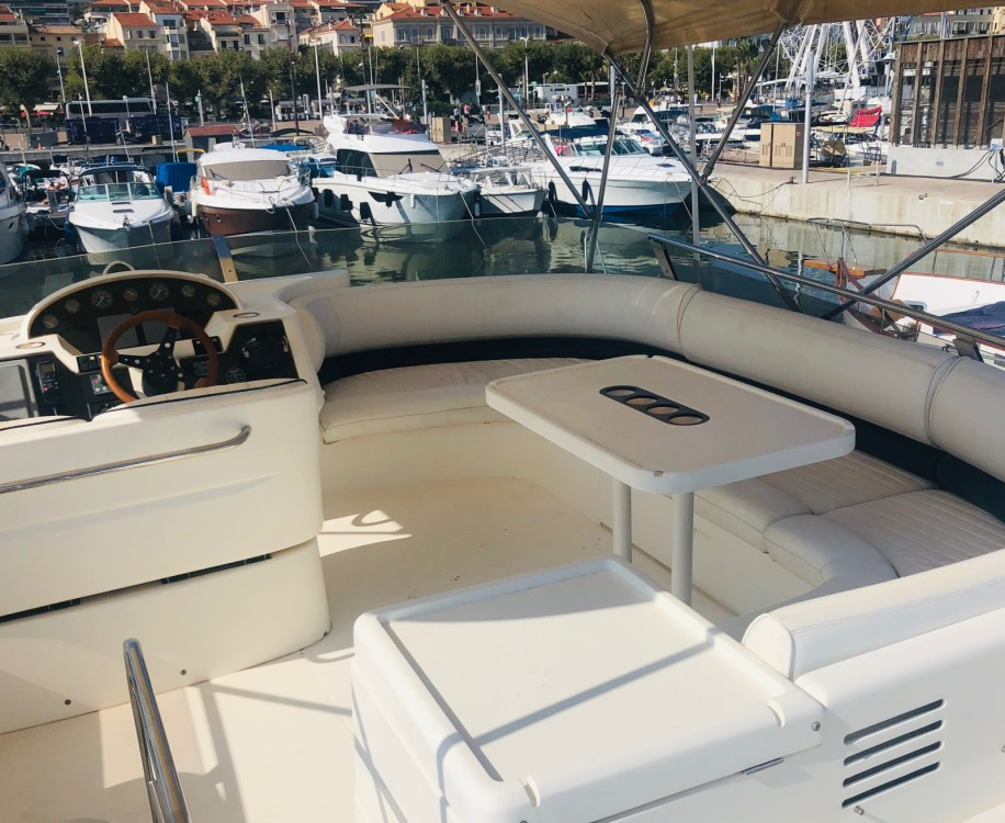 Rent a Princess Princess 50 Fly Cannes