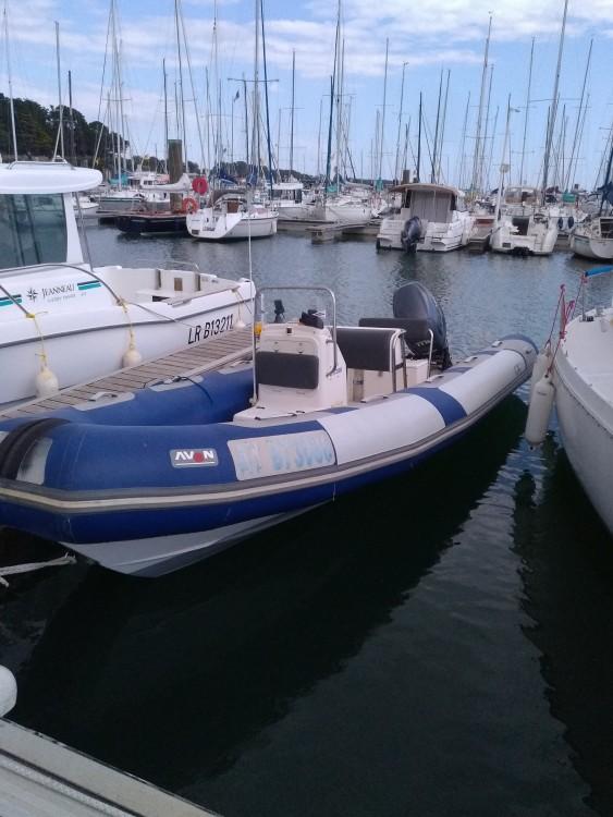 Rental yacht Le Palais - Avon adventure on SamBoat