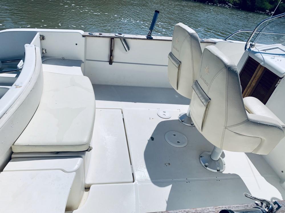 Boat rental Mauguio cheap Cap Camarat 7.5 Open