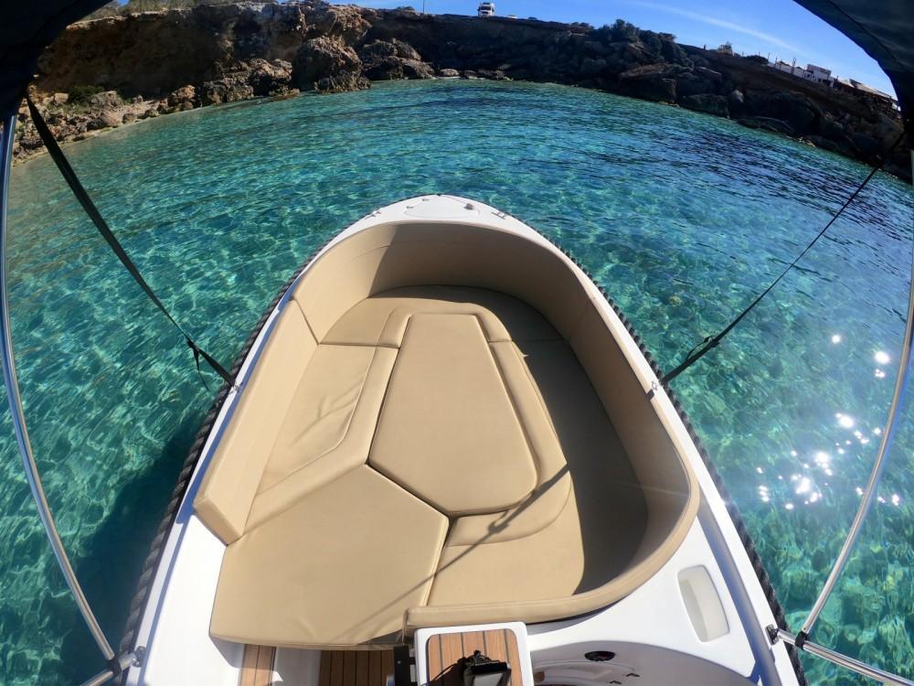 Boat rental sea more  1111  in Balearic Islands on Samboat