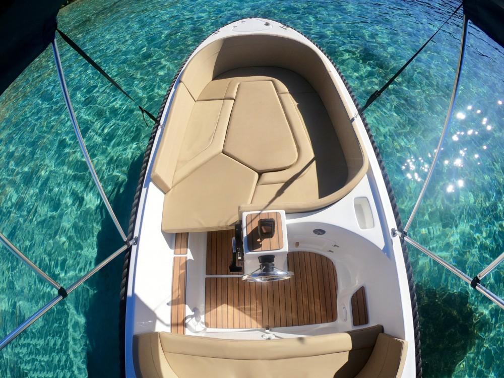 Rental Motorboat in Balearic Islands - sea more  1111