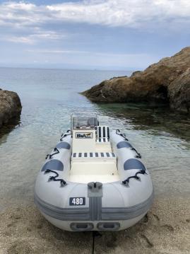 Rental yacht Hyères - Bwa Bwa 480 California on SamBoat