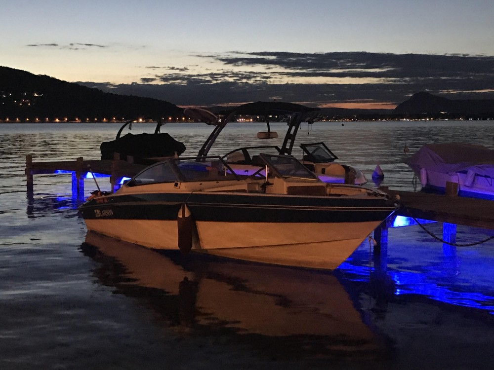 Motorboat for rent Annecy at the best price