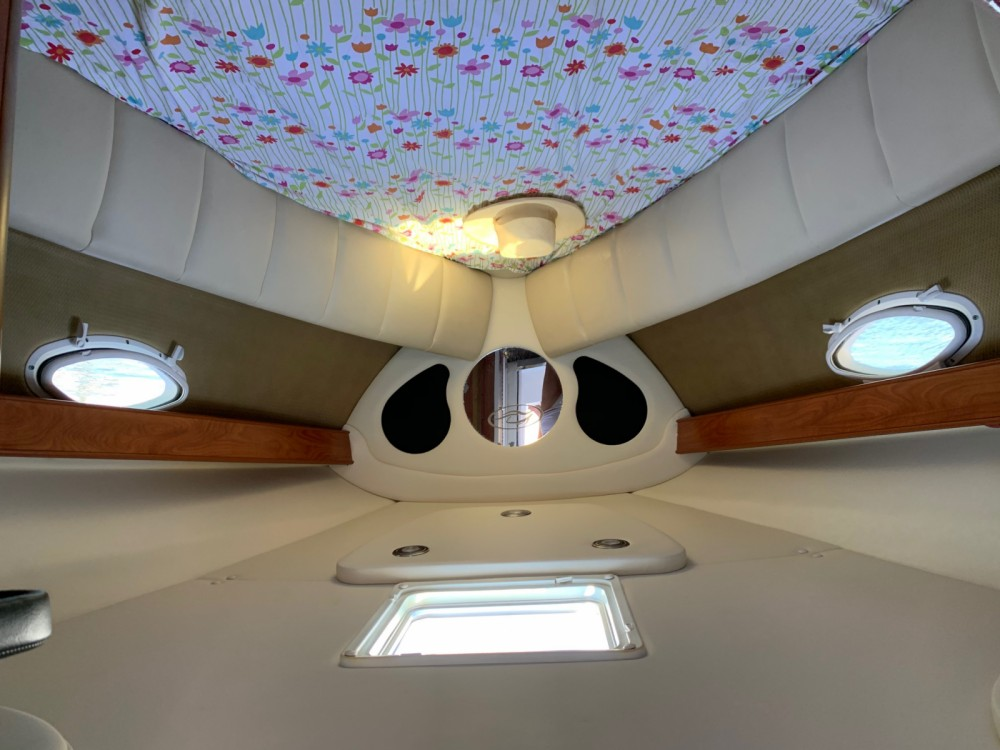 Rental yacht Cannes - Rinker 260 EC on SamBoat