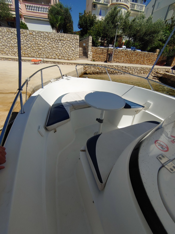 Hire Motorboat with or without skipper Quicksilver Stara Novalja