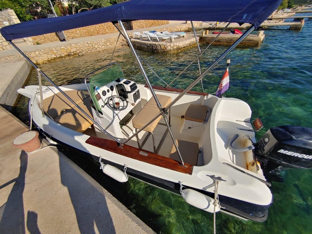 Hire Motorboat with or without skipper Elan Stara Novalja