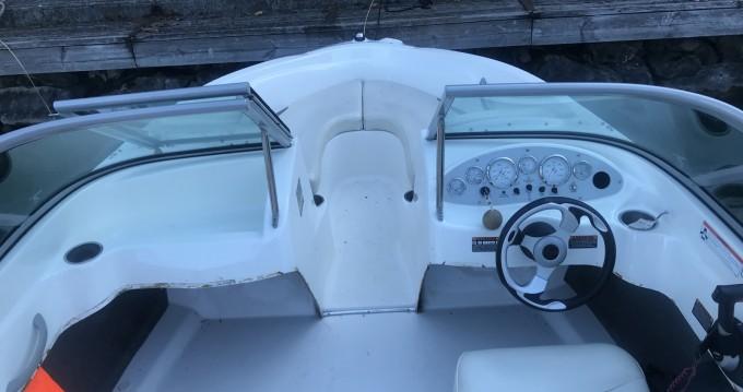Boat rental Aix-les-Bains cheap Bayliner 175 GT