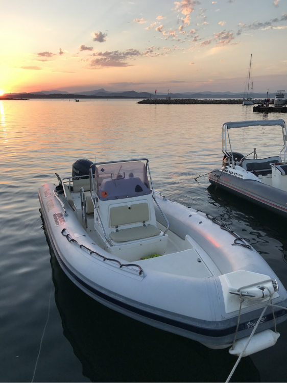 Rental RIB in Hyères - Joker Boat Clubman 23