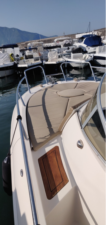 Rental Motorboat in Naples - Mano Marine 23.10 w.a