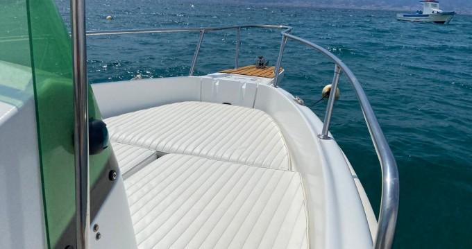 Rental Motorboat in Villa San Giovanni - Elan Elan 17 CC