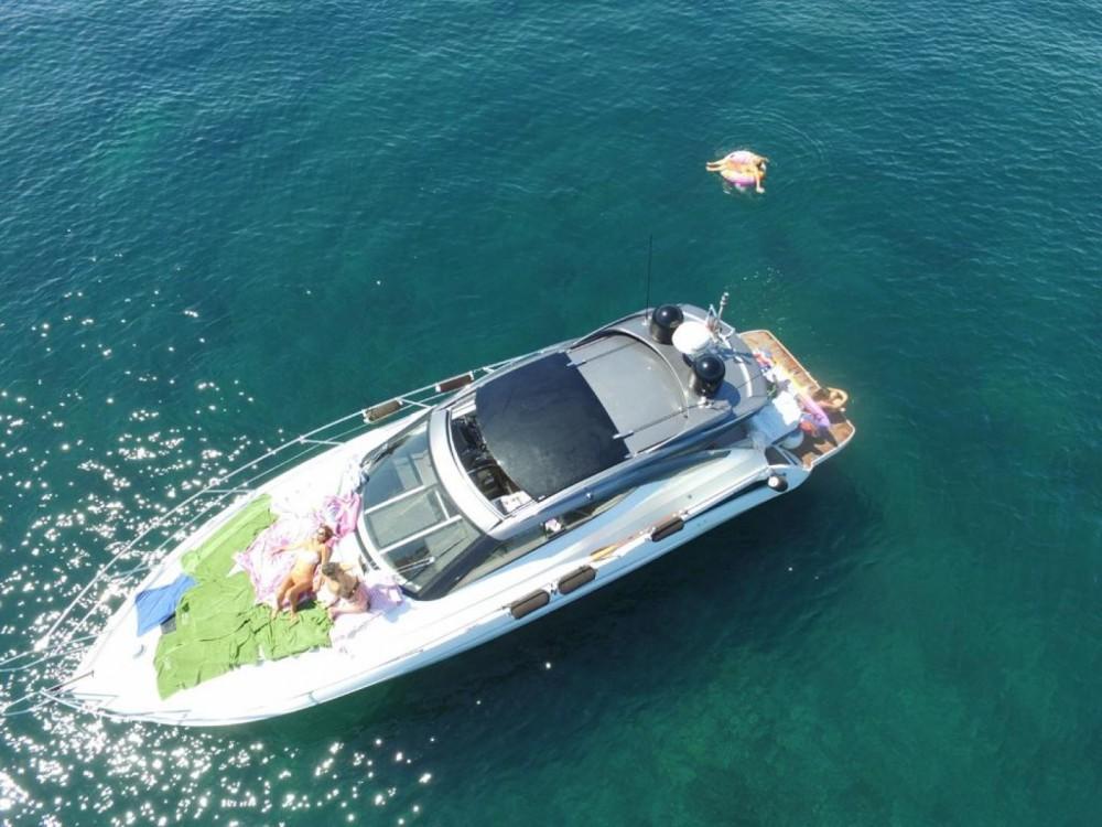Boat rental Mandelieu-la-Napoule cheap Galeon 405 HTL