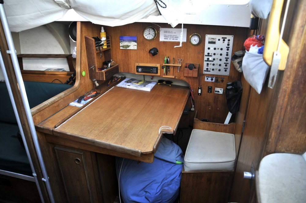 Sailboat for rent Montpellier at the best price