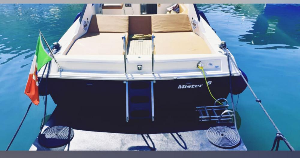 Rental yacht Anacapri - Conam Lupo di mare 35 on SamBoat