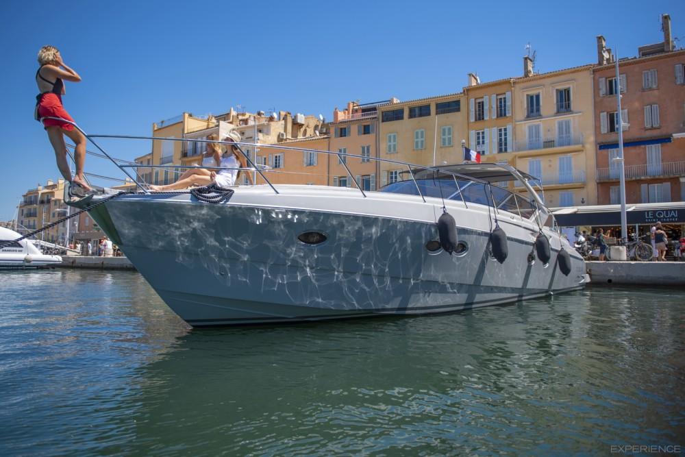 Rent a Numarine 52S Saint-Tropez