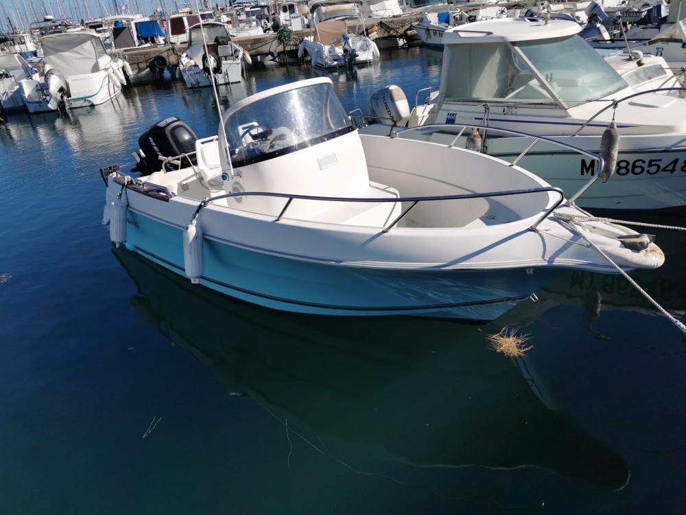 Rental yacht Fos-sur-Mer - Quicksilver Quicksilver 550 Commander on SamBoat