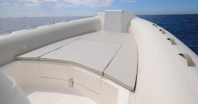 Boat rental Hyères cheap Capelli 770