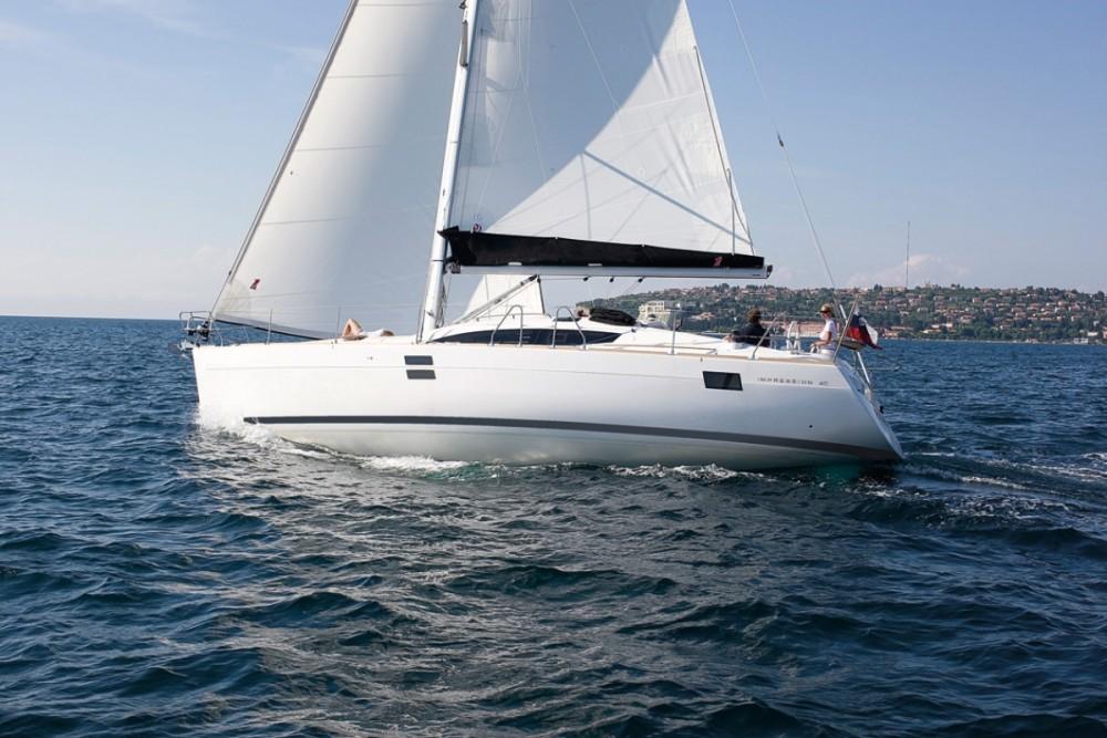 Boat rental Elan Elan Impression 40 in Šibenik on Samboat