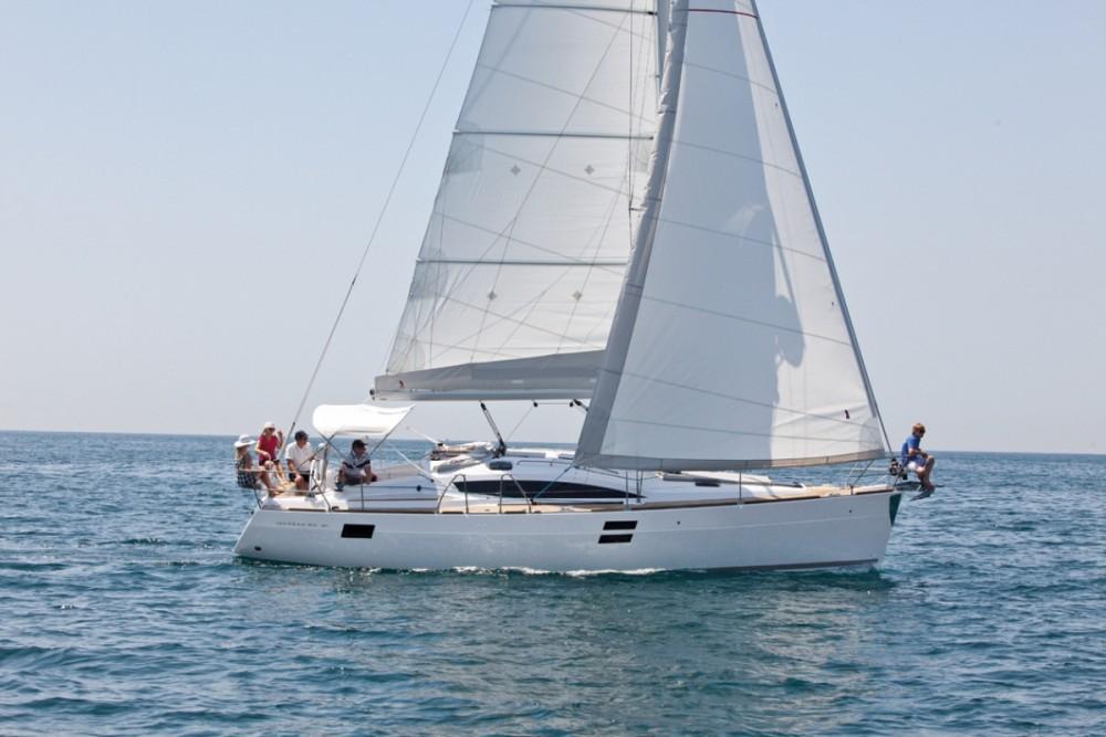 Boat rental Šibenik cheap Elan Impression 40