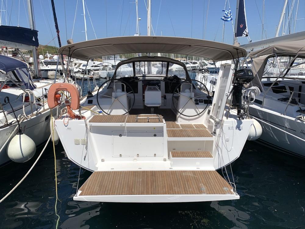 Boat rental Laurium cheap Dufour 460 Grand Large (5 cab)