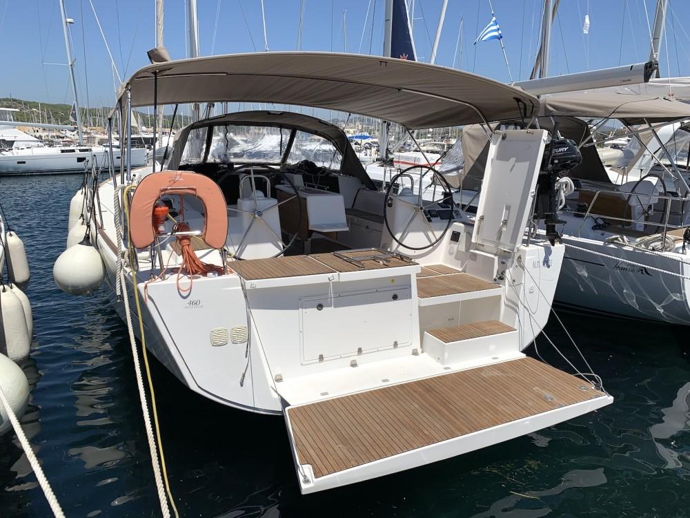 Rental Sailboat in Laurium - Dufour Dufour 460 Grand Large (5 cab)