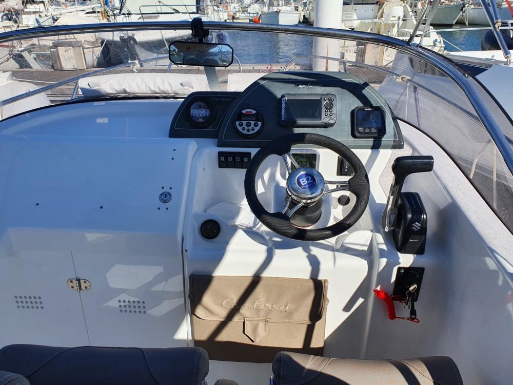 Boat rental B2 Marine Cap Ferret 752 Cruiser in Bandol on Samboat