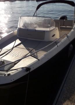 Rental Motorboat in Arcachon - Quicksilver Activ 675 Sundeck