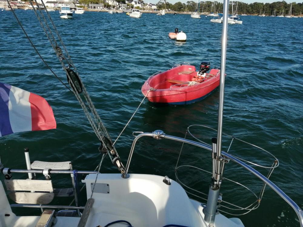 Boat rental Larmor-Baden cheap first 265