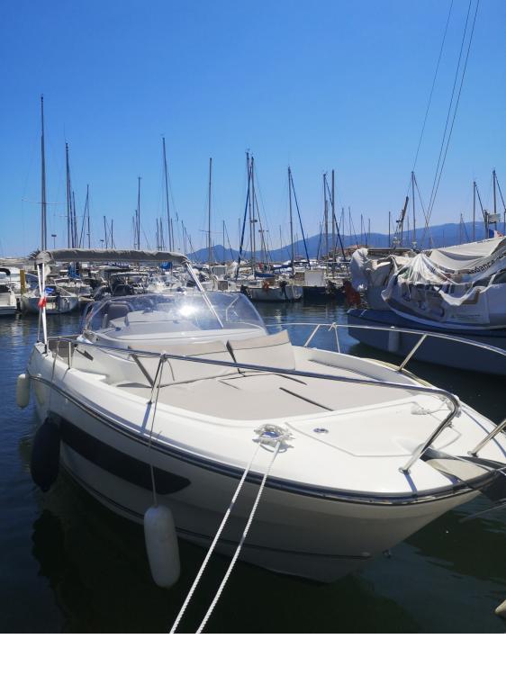 Boat rental Saint-Cyprien cheap Cap Camarat 7.5 WA Serie 2