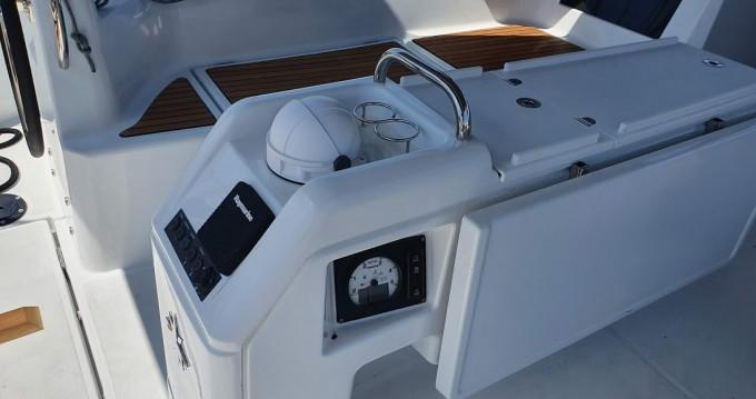 Rent a Jeanneau Sun Odyssey 410 Biograd na Moru
