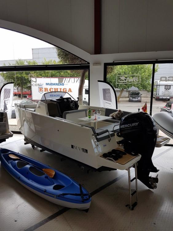Rental Motorboat in Maó - Nuva Nuva M6 Open