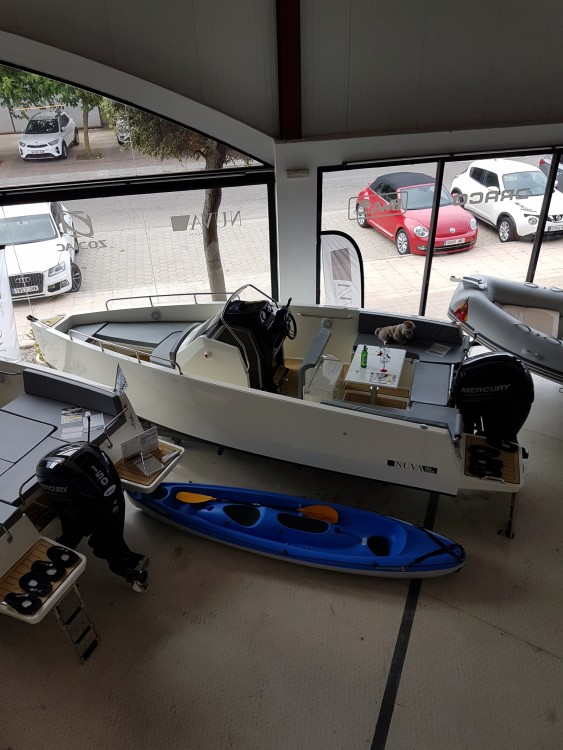 Rental yacht Maó - Nuva Nuva M6 Open on SamBoat