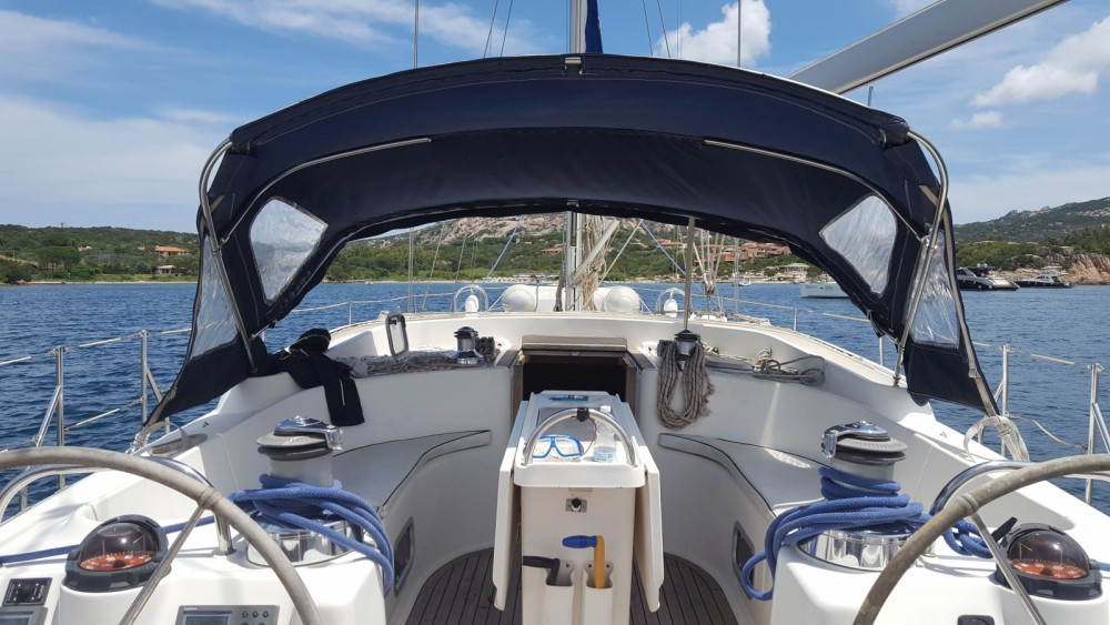 Hire Sailboat with or without skipper Ocean Star Roma