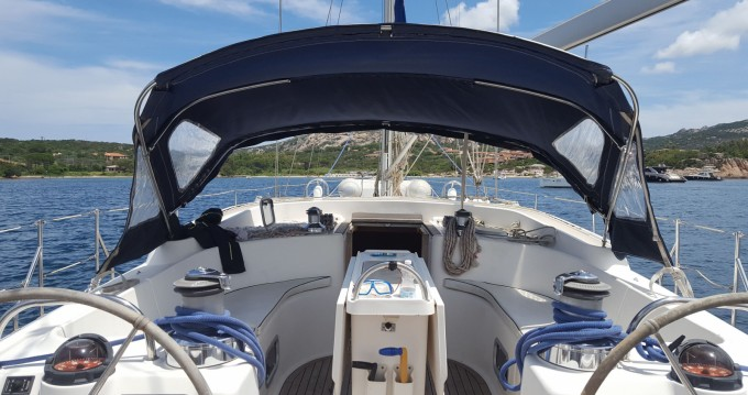 Hire Sailboat with or without skipper Ocean Star Ostia