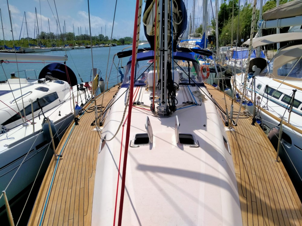 Hire Sailboat with or without skipper Salona Fiumicino