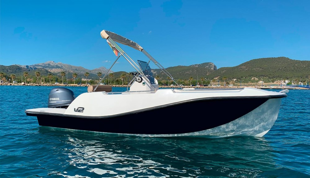 Rental yacht Ibiza - V2 BOATS 5.0 SPORT on SamBoat