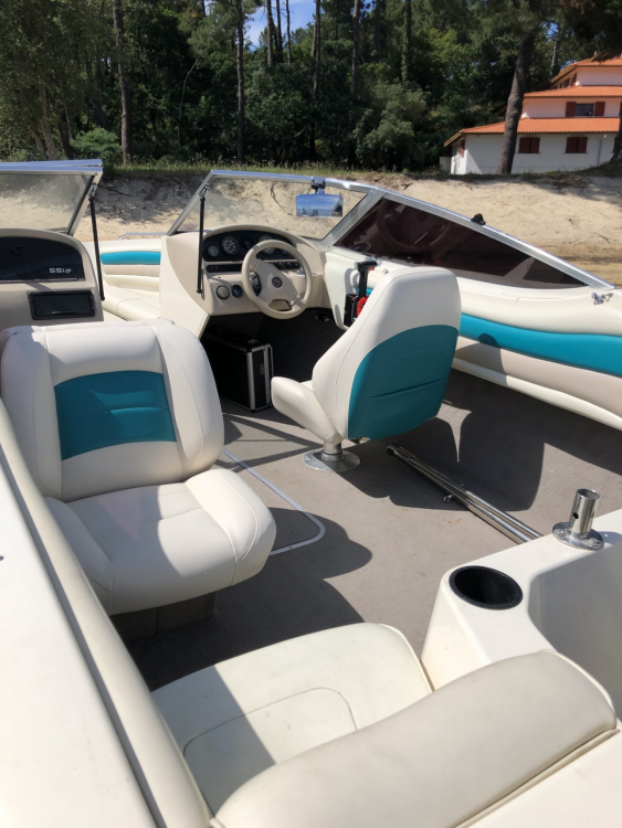Hire Motorboat with or without skipper Stingray Parentis-en-Born